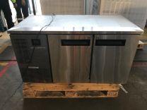 PG250 2 Solid Door 1/1 Underbench GN Fridge
